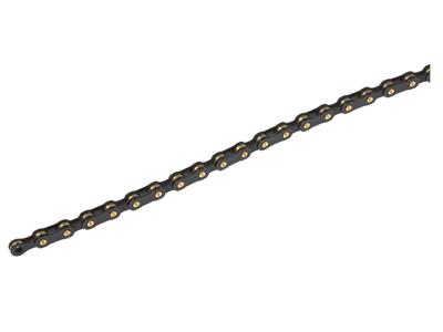 Connex kæde 9SB Black Edition til 9 udvendige gear. Samleled medfølger.