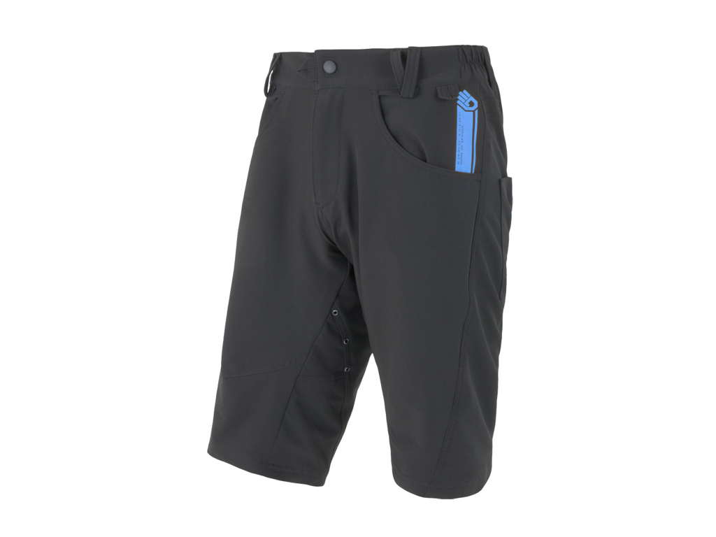 Image of   Sensor Charger Shorts - Cykelshorts m. pude - Sort - Str. S