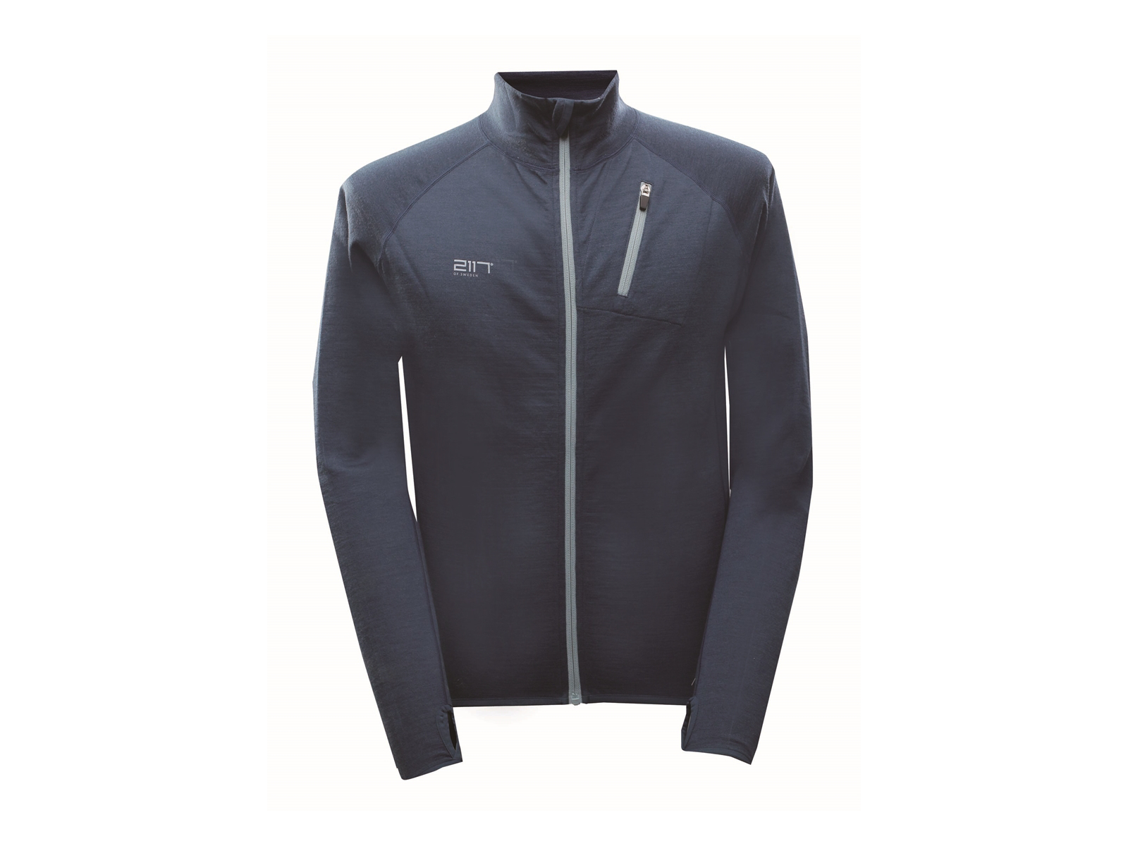 2117 Of Sweden Alltorp Merino Wool Jacket Fritidsjakke Herre Navy (DKK 399,00)