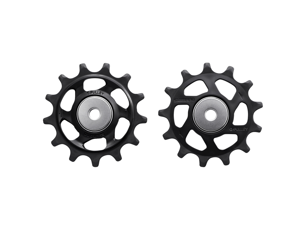 Image of   Shimano XTR M9100 - Pulleyhjul sæt - 2 stk. - 13 tands