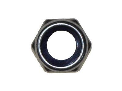 Låsmutter M5 mm Rostfri