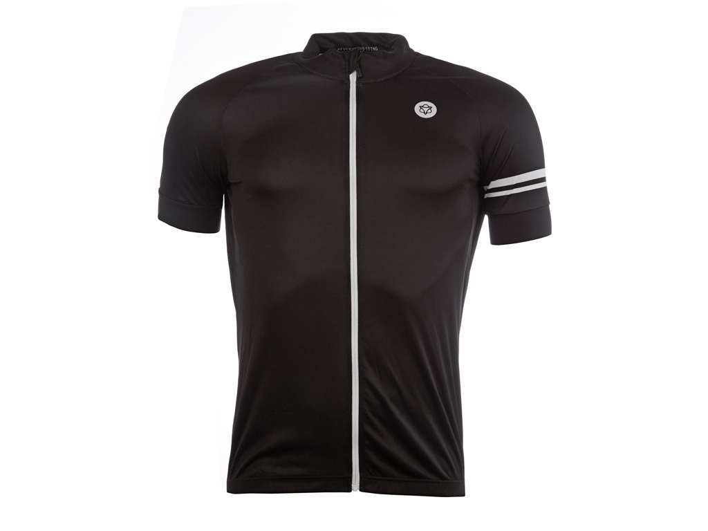 Image of   AGU jersey SS Essential Source - Cykeltrøje - sort - Str. L