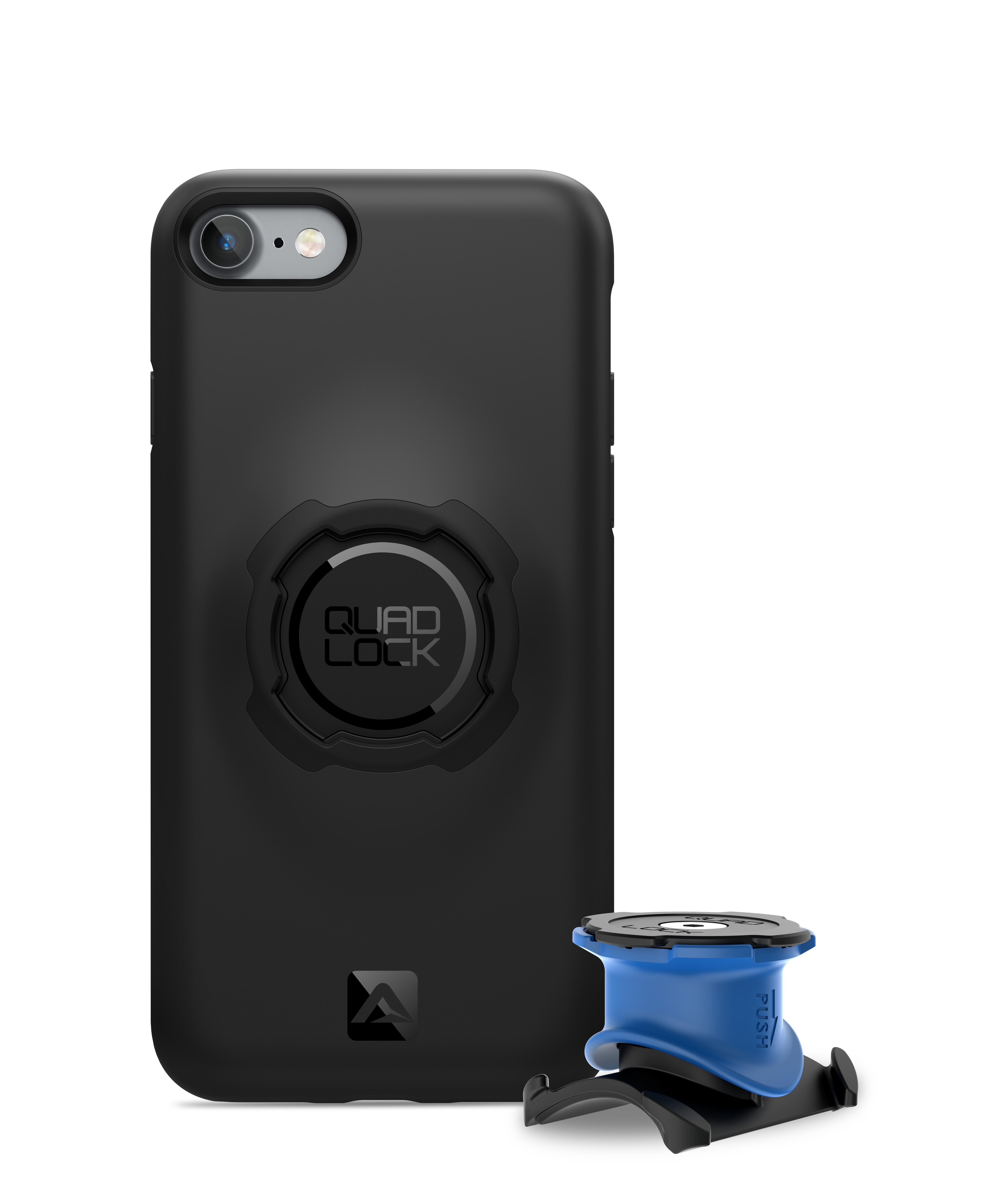 Quad Lock - Bike kit - Cover og beslag til styr/frempind - Til Samsung 8+ | Travel bags