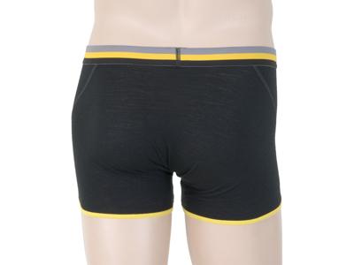 Sensor Merino Active - Boxer Shorts - Sort