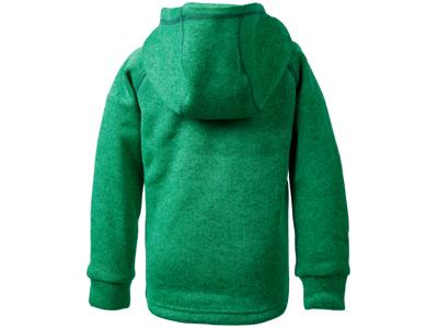 Didriksons Strokken Kids Jacket - Fleecejakke Børn - Grøn