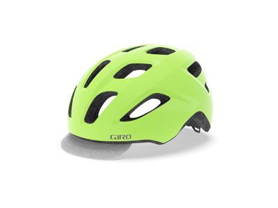 Giro Trella Mips - Cykelhjelm - Str. 50-57 cm - Neongul/Sølv