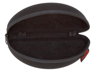 Demon hardcase - Glasögonfodral - Litet, med plats till ett par glasögon