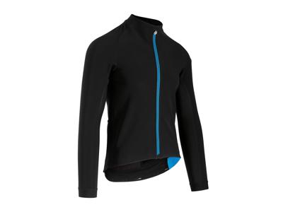 Assos Mille GT Jacket Winter - Cykeljakke - Herre - Sort/Blå - Str. XL