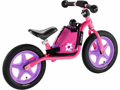 Puky - LRT - Løbecykeltaske med bæresele - Pink