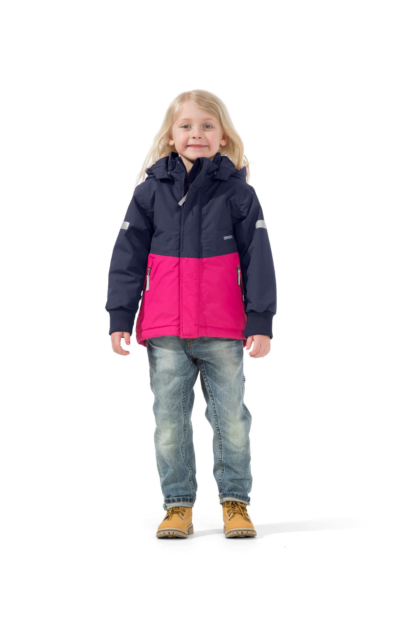 Didriksons Härje Kids - Vinterjakke - Pink | Jackets
