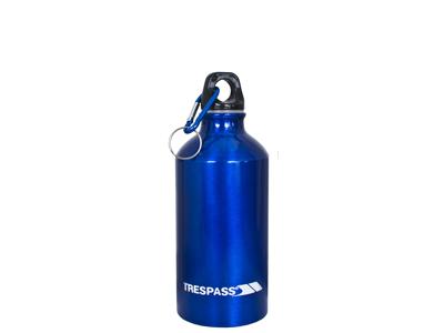 Trespass Swig - Alu flaske - 0,5 liter - Blå