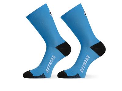 Assos XC Socks - Cykelstrømpe - Blå