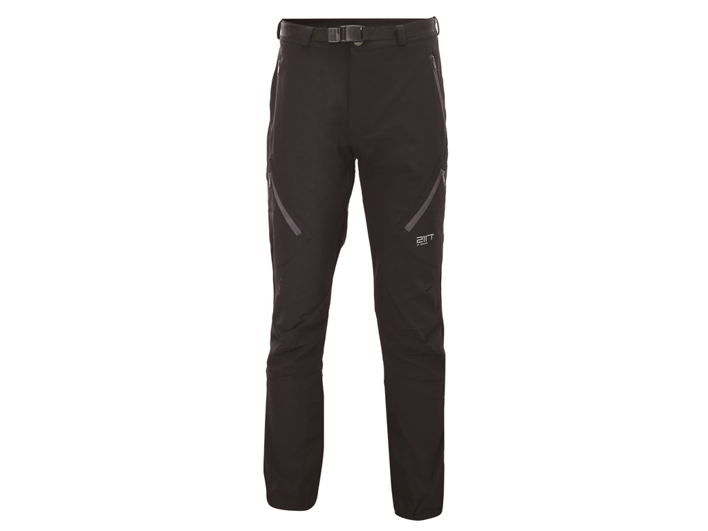 2117 Of Sweden Tåby Eco Outdoor Pant - Fritidsbuks - Herre - Mørkegrå - Str. XL thumbnail