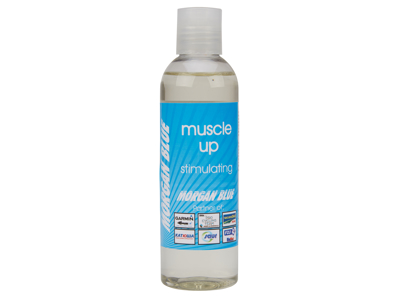 Morgan Blue Muscle Up - Muskelstimulerende olie - 200ml