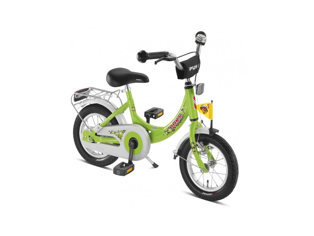 """Billede af Børnecykel Puky ZL 12 Alu 12"""" Kiwi/Grøn"""