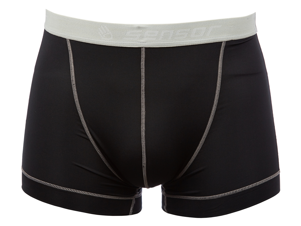 Image of   Sensor Herre Boxer shorts Coolmax Fresh Sort Str. M