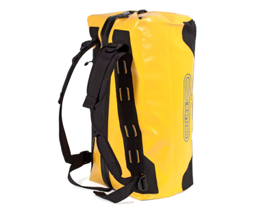 Ortlieb Dufflebag - Rejsetaske - Gul - 60 liter