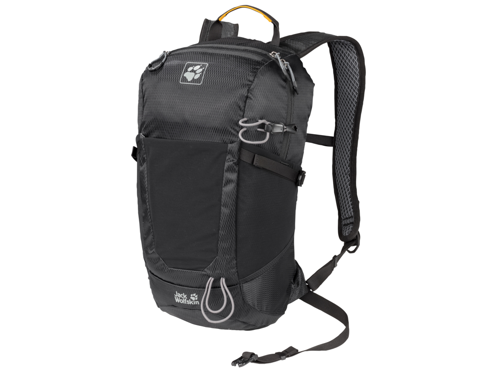 Image of   Jack Wolfskin Kingston 16 - Rygsæk - 16 liter - Sort