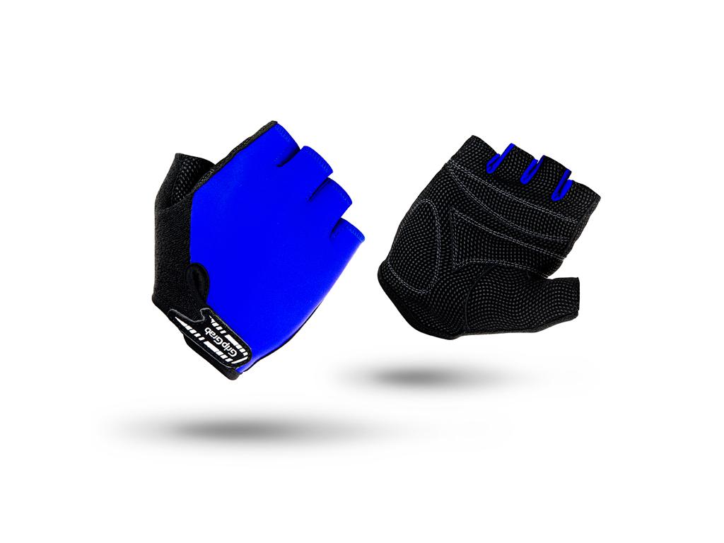 Image of   Cykelhandsker GripGrab X-Trainer JR blå str. L