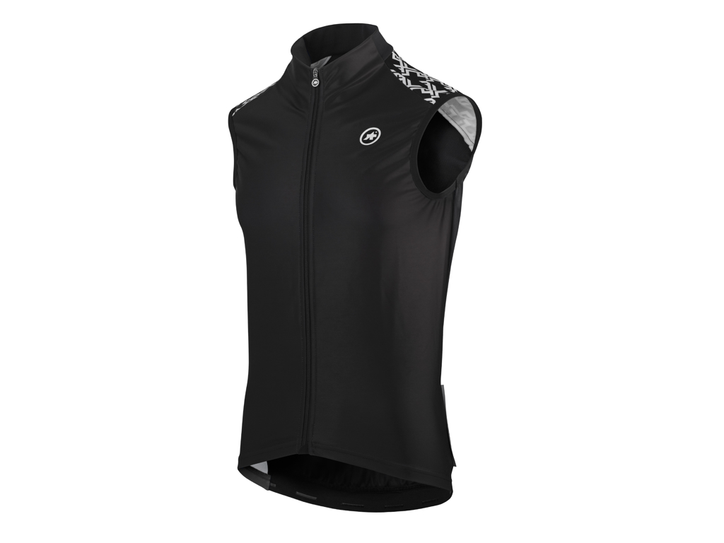 Image of   Assos Mille GT Spring Fall Vest - Vest - Sort - Str. S