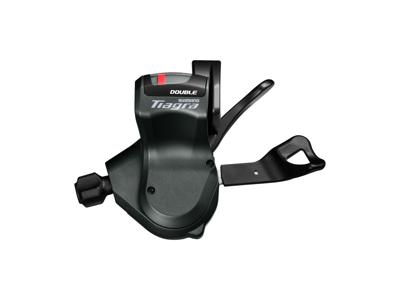 Shimano Tiagra - Skiftegreb SL-4700-L Venstre til Flat Bar - Double kranksæt