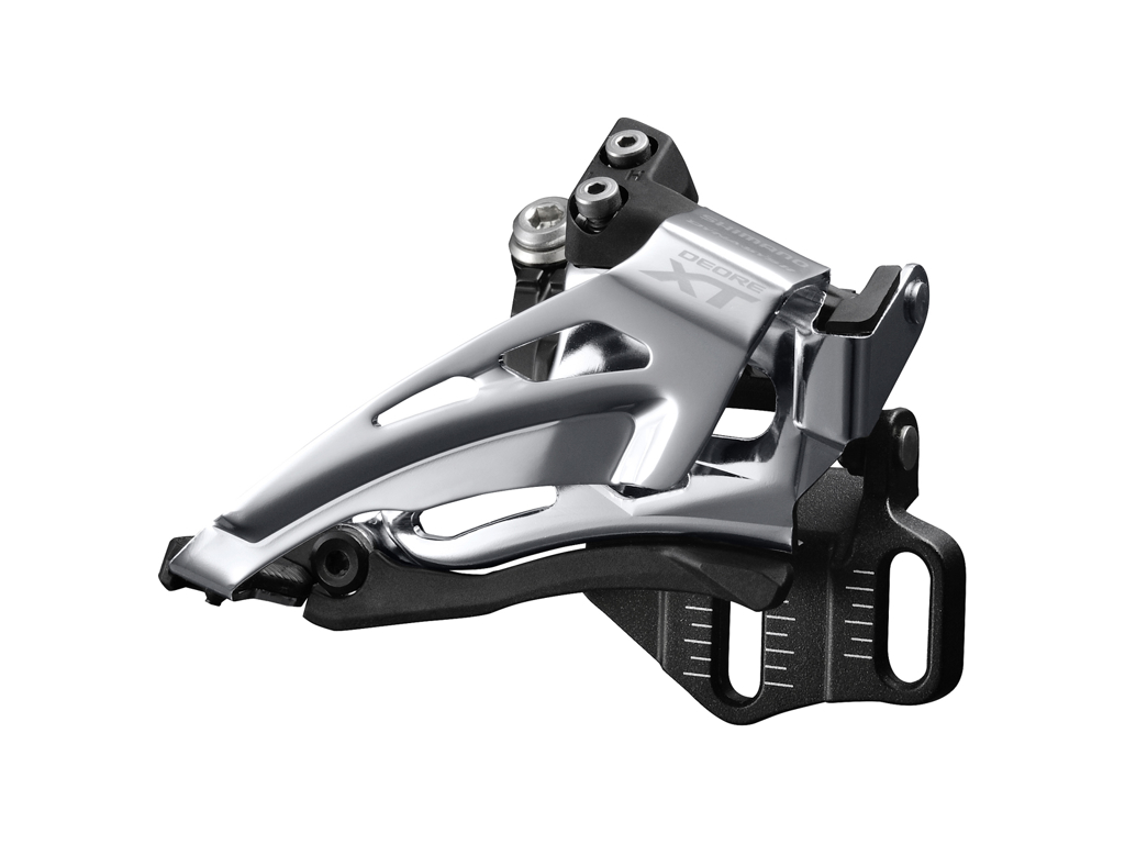 Image of   Shimano XT - Forskifter FD-M8025 - 2 x 11 gear E-Type