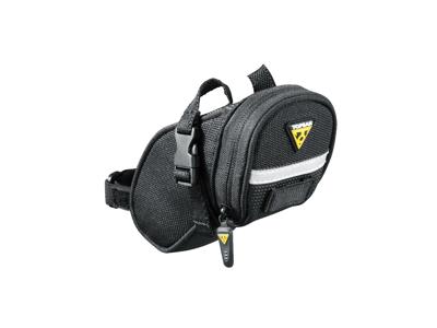 Topeak Aero Wedge Pack - Sadeltaske med stropper - Str. Micro - 0,41 liter
