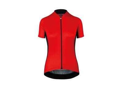 Assos Uma GT Jersey - Cykeltrøje Dame - Rød