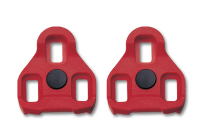 Klamper Look Keo rød ARC10 | Pedal cleats
