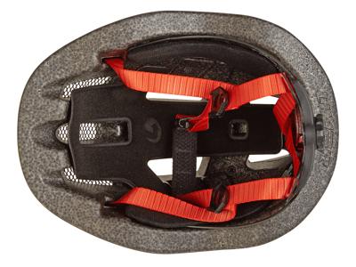 Limar 224 - Cykelhjelm til børn - Str. 46-52 cm - Matsort