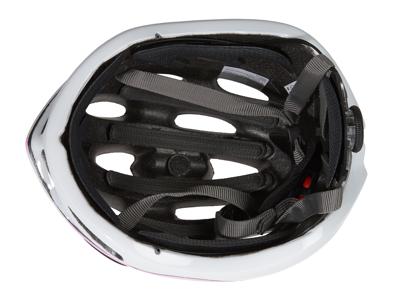 Cykelhjelm Xtreme X-Turbo Str. 54-58 cm Hvid/Pink
