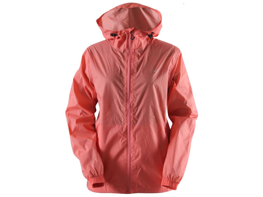 2117 Of Sweden Vedum Rain Jacket Women - Regnjakke Til Dame - 38 - Koral thumbnail