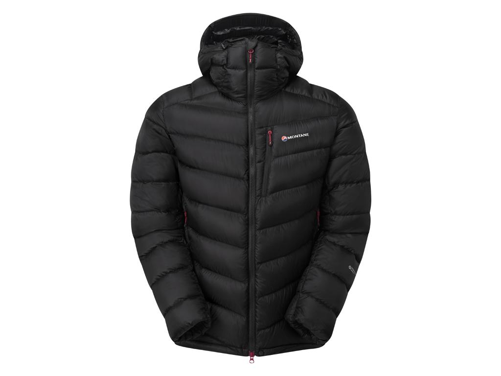Image of   Montane Anti-Freeze Jacket - Dunjakke - Herre - Sort - Str. L