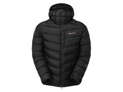Montane Anti-Freeze Jacket - Dunjakke - Herre - Sort - Str. L