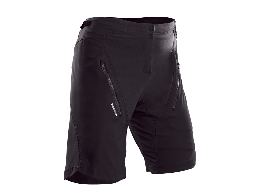 Image of   Sugoi Evo X loose fit cykelshorts - Dame - Sort - Str. XL