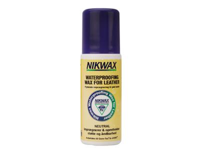 Nikwax Aqueous Wax - Imprægnering til læder - 100 ml - Neutral