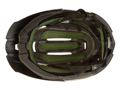 AGU MTB Kerio - Cykelhjelm - Sort