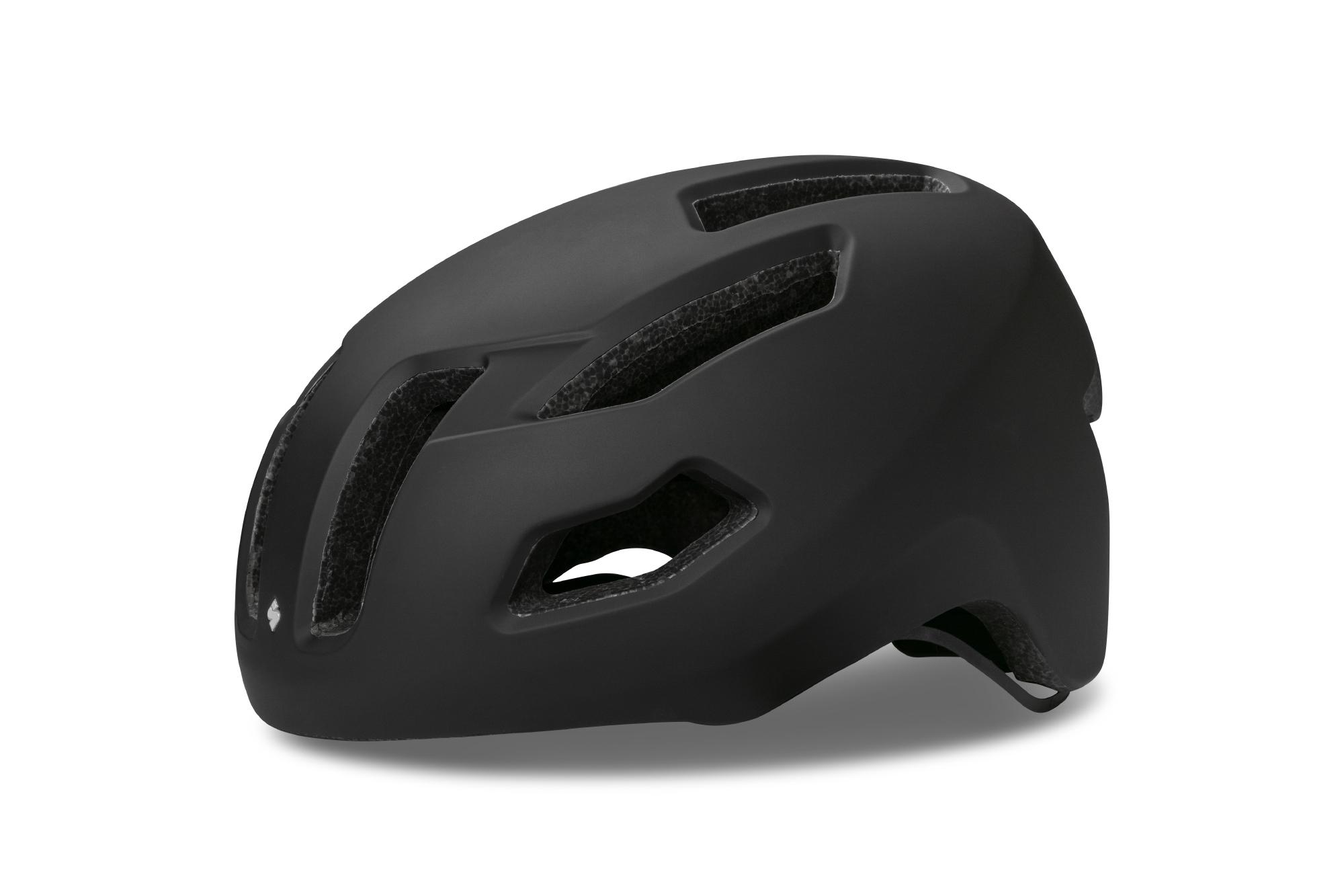 Sweet Protection Chaser - Cykelhjelm - Matsort krom | Helmets