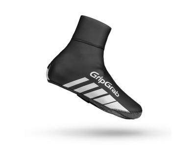 GripGrab Race Thermo - Vind og vandtæt skoovertræk - Sort