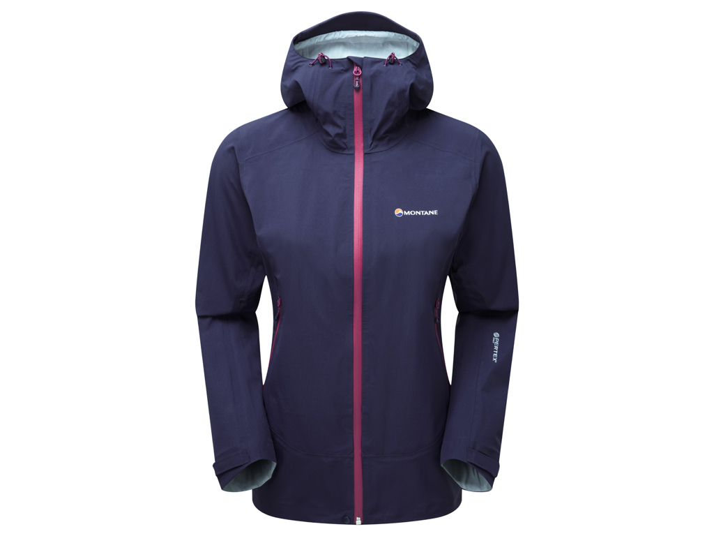 Image of   Montane Womens Ultra Tour Jacket - Skaljakke Dame - Blå - 36