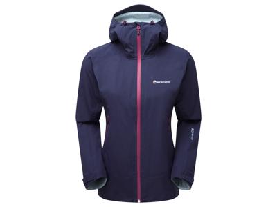 Montane Womens Ultra Tour Jacket - Skaljakke Dame - Blå