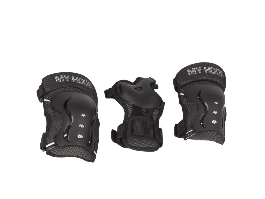 Image of   My Hood beskyttelsessæt - Str. L - Til skater, rulleskøjter og løbehjul