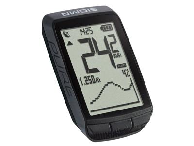 Sigma Pure GPS - Cykelcomputer med GPS - Sort