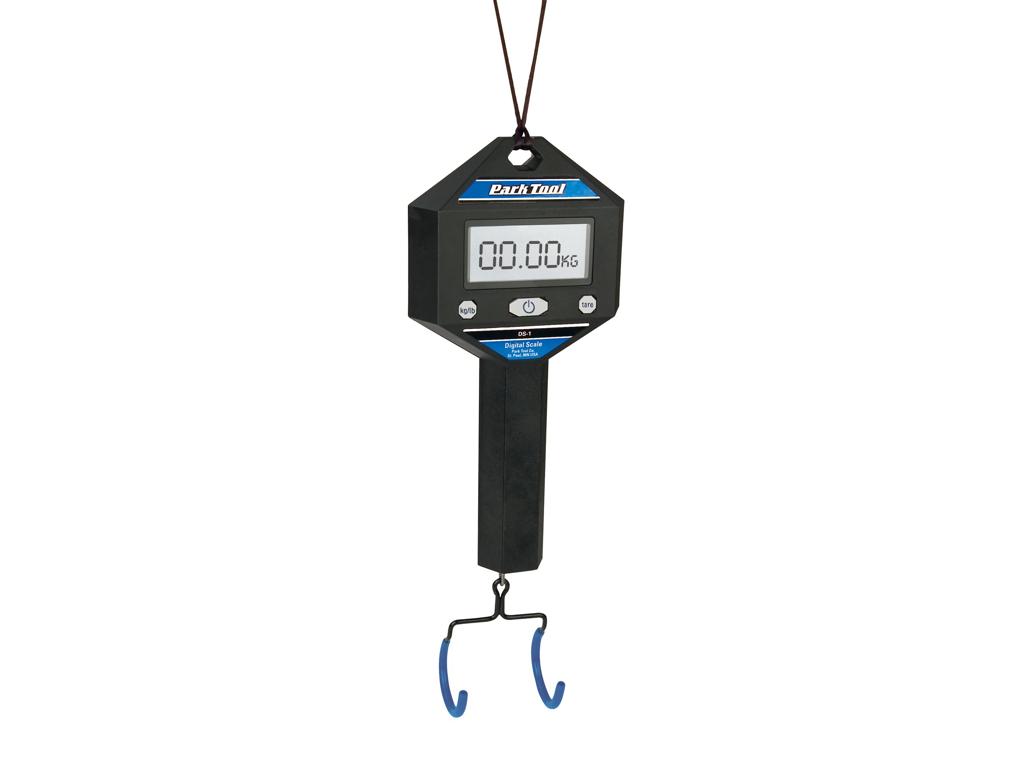 Image of   Vægt Park Tool digital til ophæng