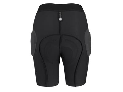 Assos Trail Womens Liner Shorts - MTB indershort m. pude - Dame - Sort
