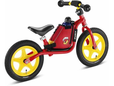 Puky - LRT - Springcykel-väska med bärrem - Röd