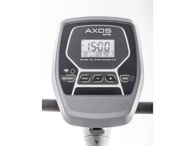 Kettler Axos Cycle M - Motionscykel - 6 kg svinghjul magnetisk - Manuel 8 trins modstand