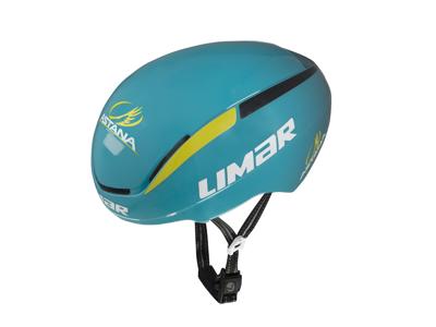 Limar 007 Astana - Cykelhjelm - Str. 54-61 cm - Proteam farver