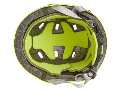 Limar 306 - Cykelhjelm til børn - Str. 50-54 cm - Gul kaktus