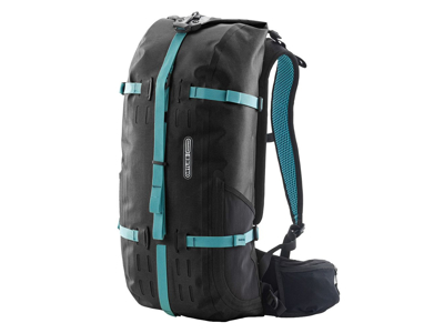 Ortlieb Atrack - Vandtæt rygsæk - Sort - 25 liter